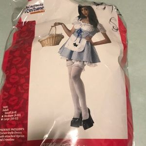 Storybook Sweat-heart California costume